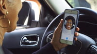 'Selfies' de conductores de Uber