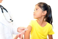 Menos muertes por sarampión