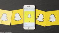 Snapchat, de estreno en Wall Street