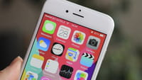 Retirar dinero con un iPhone