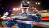Tocar paredes en realidad virtual