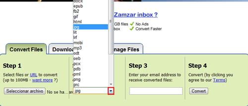 logiciel convertir jpg en pdf