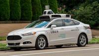 Primeros viajes sin conductor de Uber