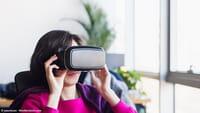 Realidad virtual contra el estrés