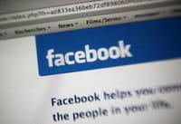 Página de inicio de Facebook.