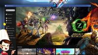 Gameroom de Facebook, rival de Steam