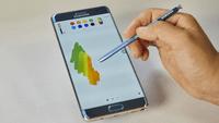 El nuevo Samsung Galaxy Note7