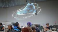 Pantallas holográficas en 3D