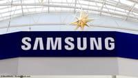 La pantalla flexible de Samsung