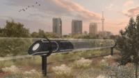 Así podría ser Hyperloop