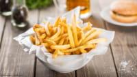 ¿Morir joven por comer patatas fritas?