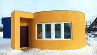 Una casa hecha en 24h con impresora 3D