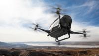 EHang 184, un 'dron' autónomo monoplaza