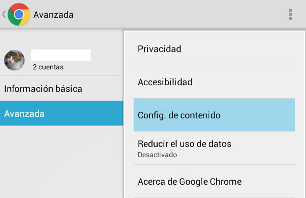 how to clear cookies on google chrome android
