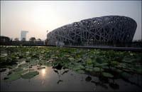 El Estadio Olímpico de Pekín este domingo.
