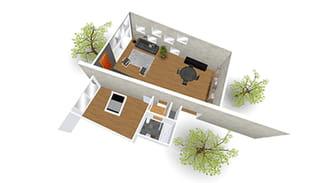 Mejores programas para dise o de interiores for Programa para disenar habitaciones en 3d