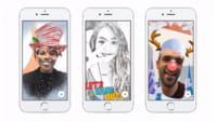 Efectos de imagen en Facebook Messenger