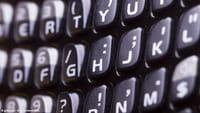 BlackBerry resucita el teclado