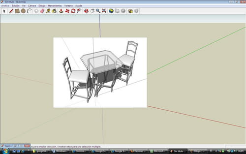 Dibujar en 3d con google sketchup for Programa para dibujar casas