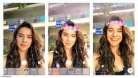 Filtros faciales también en Instagram