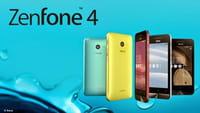 Así son los ZenFone 4 de Asus