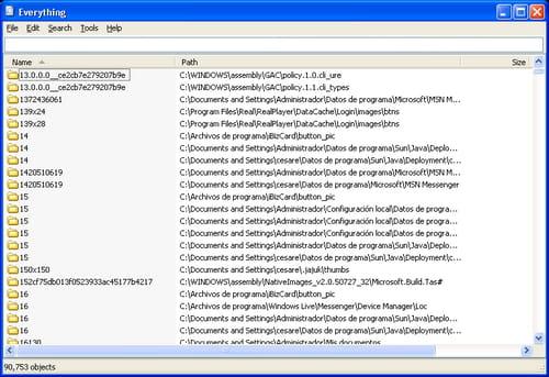 Descargar Everything Search Engine gratis - Última versión ...