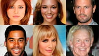 Rostros humanos creados con IA