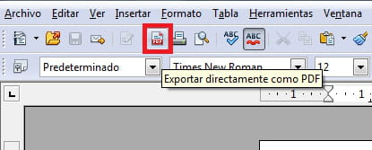 C mo editar documentos pdf con openoffice writer - Convertir un fichier pdf en open office writer ...