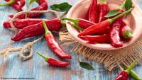 Comer chile reduce un 13 % la mortalidad