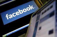 Logotipo de la red de socialización por internet Facebook.