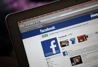 Detalle de una página de la red social Facebook el 9 de mayo de 2011 en un ordenador portátil en San Anselmo, California