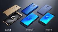 Así son los nuevos 'smartphones' de Alcatel