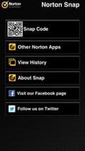 Descargar Norton Snap QR Code Reader para iPhone (Seguridad)