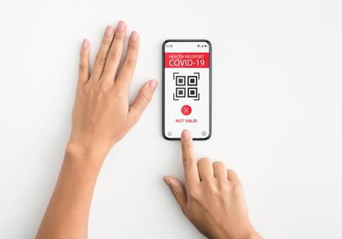 App falsas que usan el COVID-19para robar datos