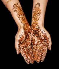 Tatuajes de henna, una `ruleta rusa' para la piel