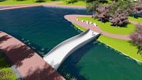 El puente chino creado en impresora 3D