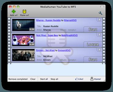 programa para descargar musica de youtube mp3 gratis