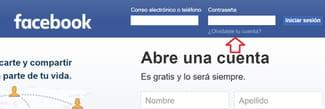 entrar a mi facebook sin contraseña