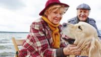 Mascotas para una vejez más saludable