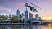 Así es el proyecto de helicópteros de Uber