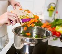 Higiene alimentaria: limpiar, separar, cocer y enfriar