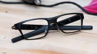 Gafas inteligentes y elegantes de Intel
