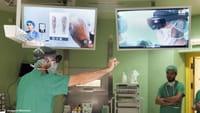 Operar un cáncer con las HoloLens