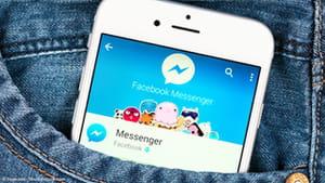 Facebook admite error en el Messenger para niños