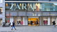 Robots en las tiendas de Zara