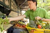 Cinco raciones diarias de fruta y verdura disminuyen el riesgo de muerte por enfermedad