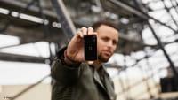 Un móvil diminuto para 'desconectar'