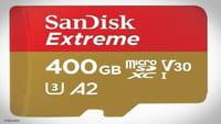 La microSD más rápida del mundo