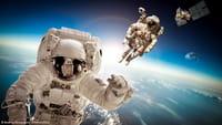 Vino tinto para los astronautas