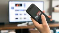 Nueva 'app' de YouTube para televisión